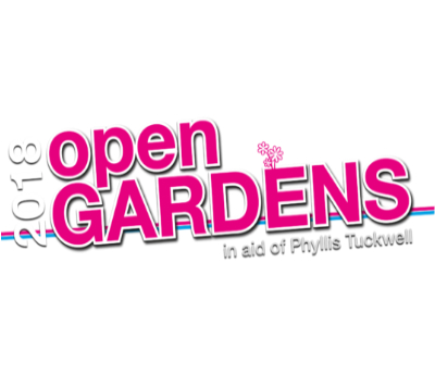 Phyllis Tuckwell Open Gardens