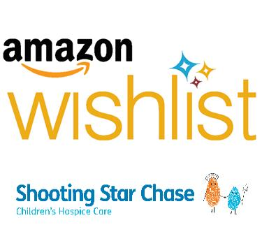 Buy a gift for a supported child from the Amazon wish list