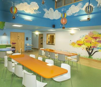 Makeover for Shooting Star's Hampton hospice