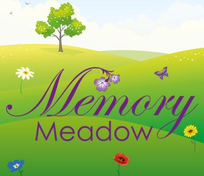 Remembering Loved Ones in Phyllis Tuckwell's Memory Meadow event.