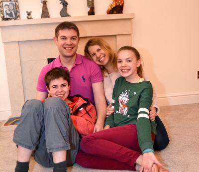 Mum's inspiring runs for Shooting Star Children's Hospices