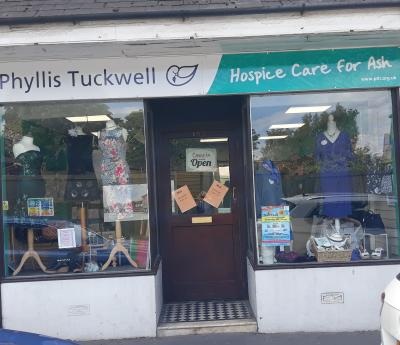 Thieves Break In To Phyllis Tuckwell Shop