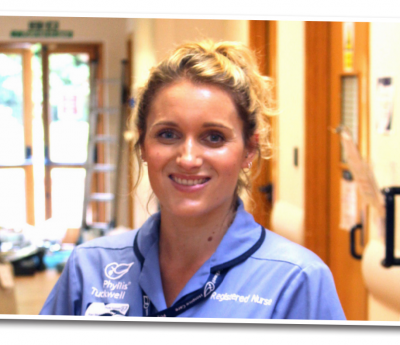 A Day in the Life of an IPU Nurse at Phyllis Tuckwell Hospice Care