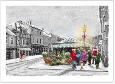 Phyllis Tuckwell Christmas Cards