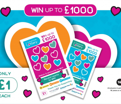 Hurry our scratchcards will be taken off sale soon!