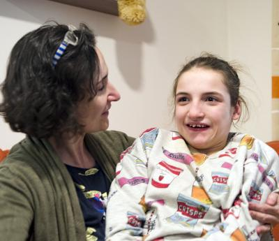 Lorea's Story –  Supported by Shooting Star Children's Hospices