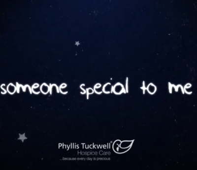 Someone Special To Me