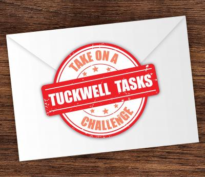 Have a Laugh with Tuckwell Tasks