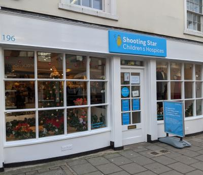 Shooting Star shops are open again!