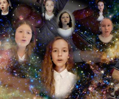 'The Angels' Song' for Phyllis Tuckwell