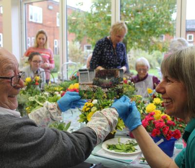 Phyllis Tuckwell Patients Know Nature Boosts Wellbeing