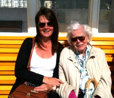 Sue's story – supported by Phyllis Tuckwell