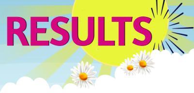 Summer Sunshine Draw Results