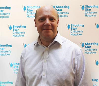 Shooting Star Children's Hospices welcomes new Chief Executive
