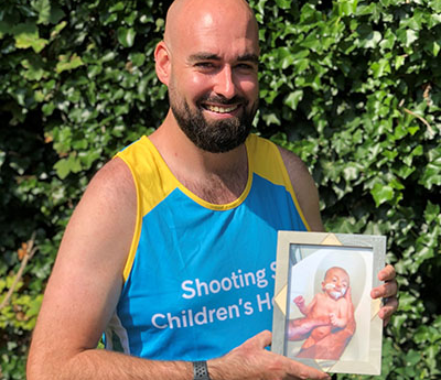 Team Shooting Star Children's Hospices are ready to run this October