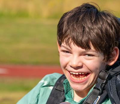 Finn's story – supported by Shooting Star